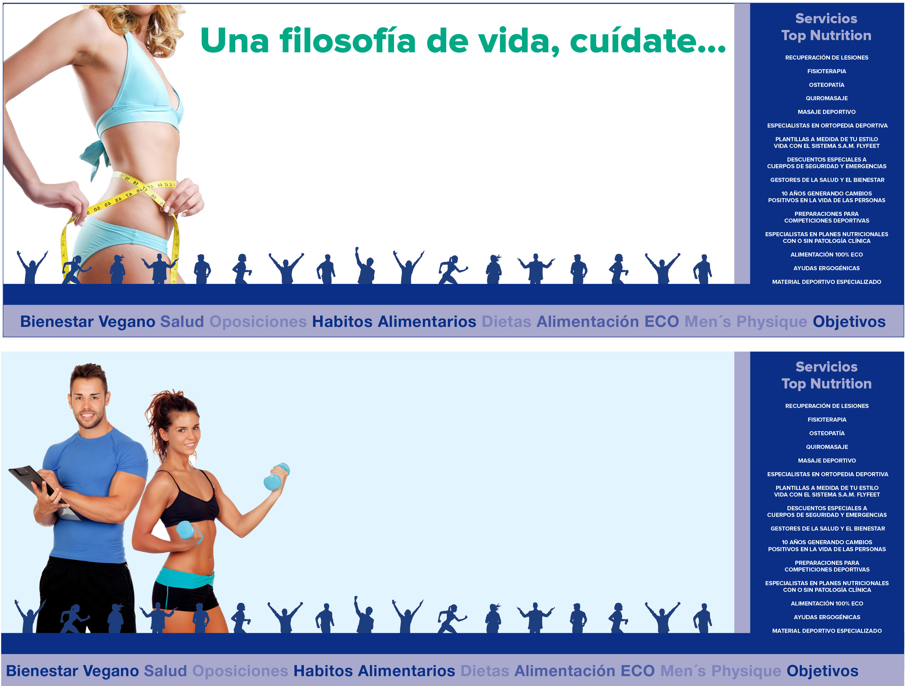 Proyecto escaparate topnutrition.es