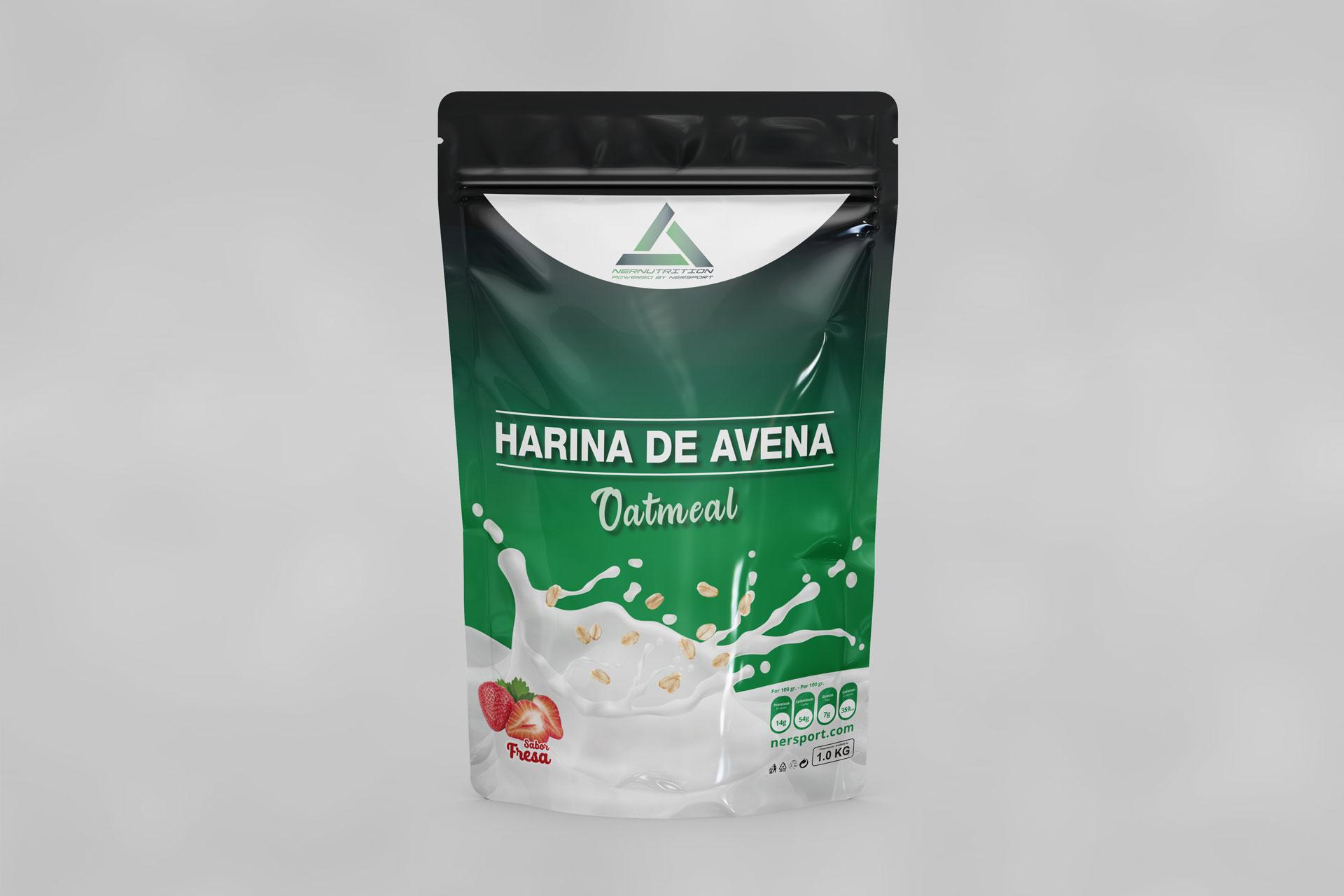 Bolsa Avena Packaking