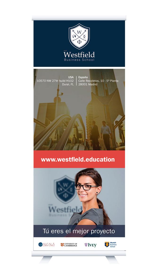 RollUp para Westfiel School