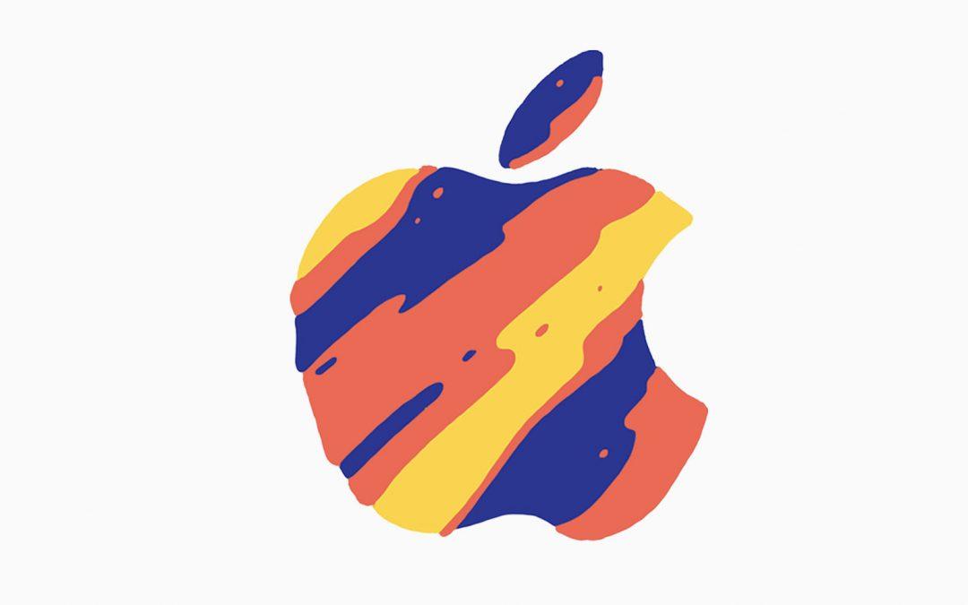 Lo último de Apple: su logotipo customizado por más de 300 artistas