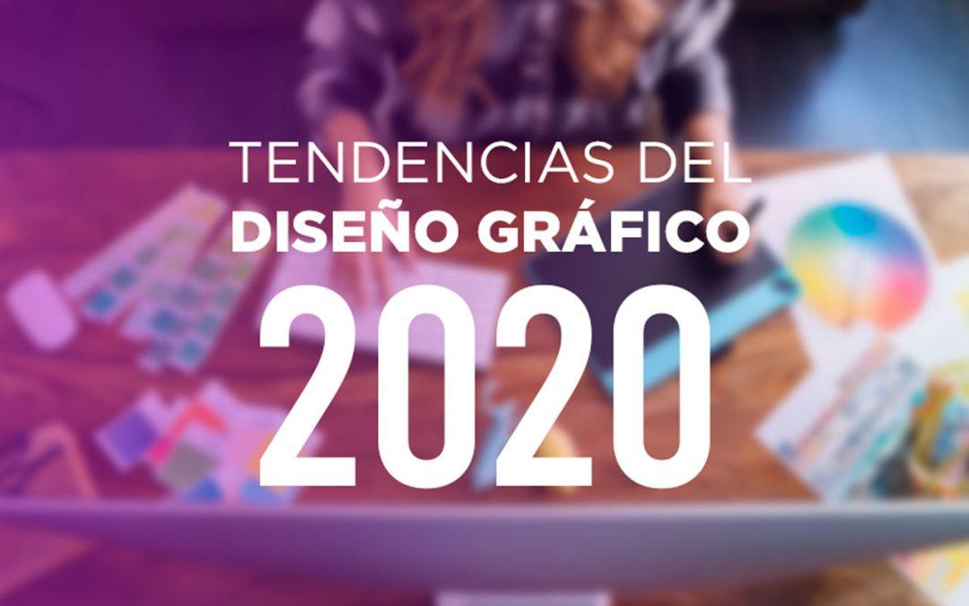 Las tendencias de diseño gráfico en 2020