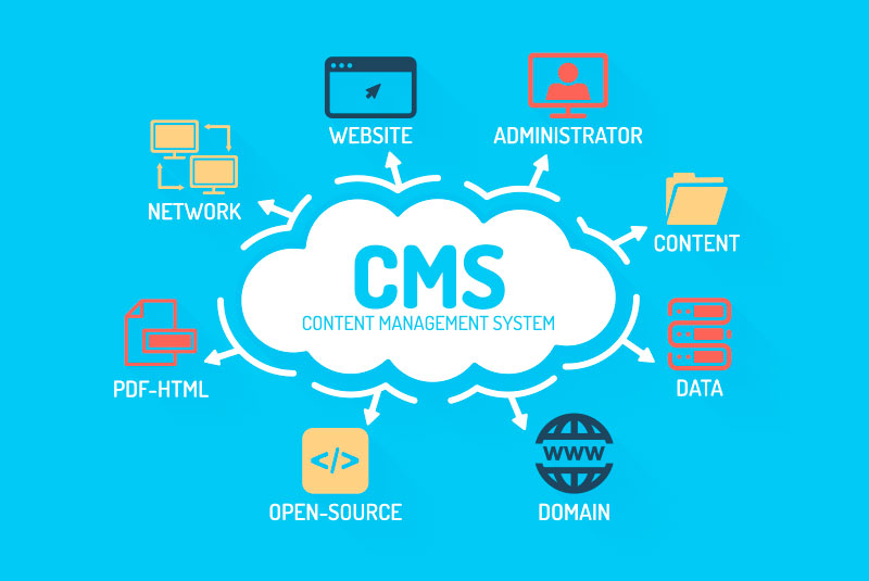 ¿Se pregunta qué plataforma CMS usar para construir su sitio web?
