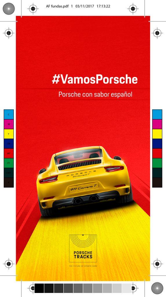 Flyer Porsche