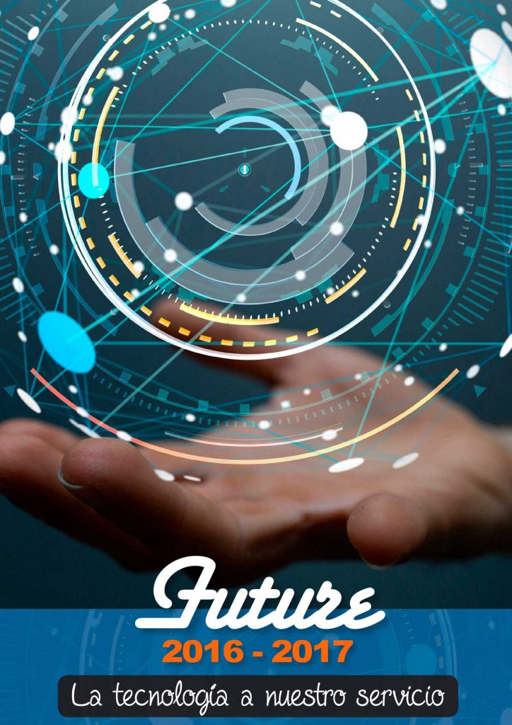 Portada catalogo nuevo de Future Gift 2016-2017