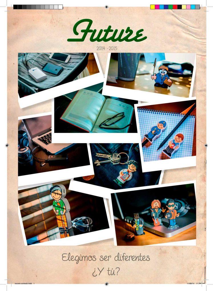 Portada Catálogo Future Gift
