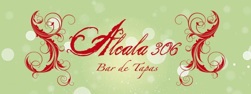 Logotipo Bar de Tapas Alcala 306