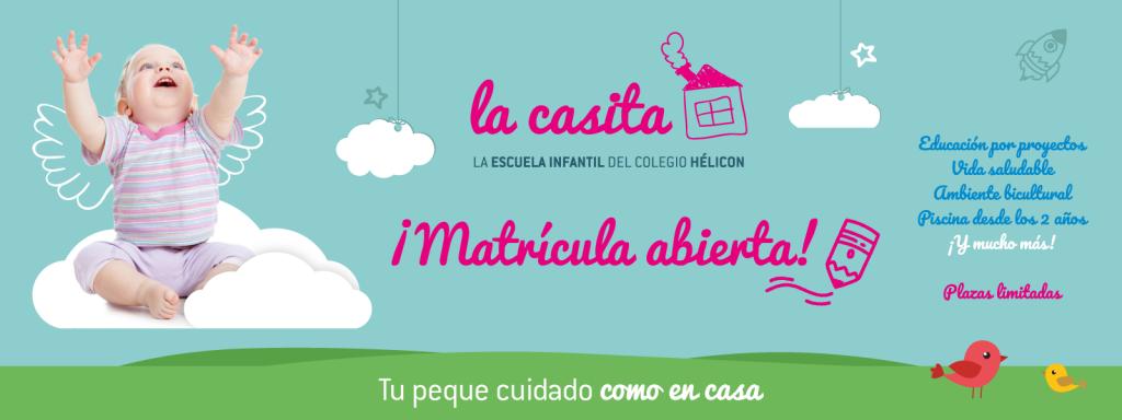 Banner La Casita