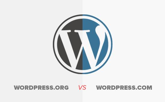 ¿Sabías que WordPress.com vs. WordPress.org son en realidad dos plataformas muy diferentes?
