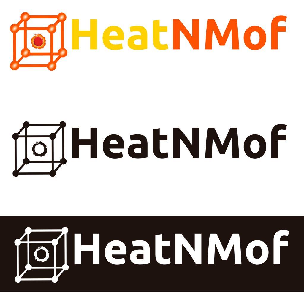 Logotipo HeatNMof A EU Innovative Training Network of creative